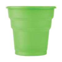 Euro Flora Bardak Yeşil 8X7 Cm 25'li Paket