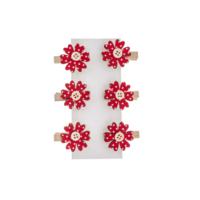 Euro Flora Çiçek Mandal 6'lı Paket 2,5 Cm
