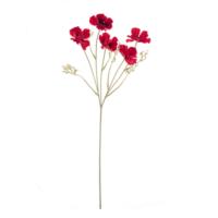 Euro Flora Gelincik Dalı 63 Cm