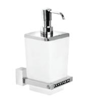 Çelik Banyo Swwor Montajlı Sıvı Sabunluk
