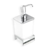 Çelik Banyo Swwor Set Ustu Sıvı Sabunluk