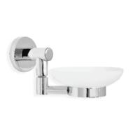 Çelik Banyo Truva Sabunluk Hareketlı