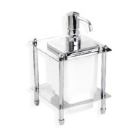 Çelik Banyo Vızyon Set Ustu Sıvı Sabunluk