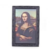 Bundera Mona Lisa Tablo 3 Boyutlu