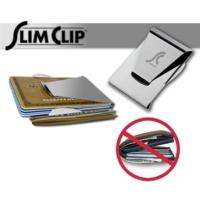 Bundera Metal Para Cüzdanı Slim Clip
