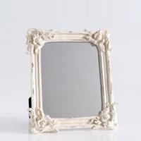 Evstil Eva Ayna Eskitme Beyaz