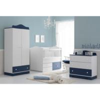 Belis Nova Mini Bebek Odası Takımı Mavi