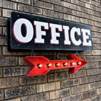 Işıklı Ofis Panosu EVM001