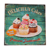 Delicieux Cakes Vintage Pano 605