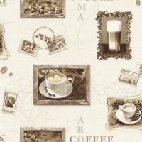 Rasch 855104 Mutfak,Cafe Duvar Kağıdı