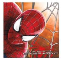 HKostüm The Amazing Spiderman 2 Peçete ( 20 Adet)