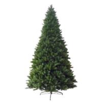 Kingshark Lüx Yılbaşı Çam Ağacı 210 Cm Metal Ayak