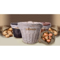 Hardymix Hasır Patates Soğan Sepeti