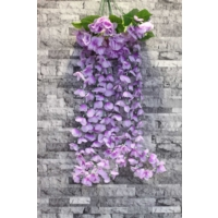 Yapay Çiçek Deposu Yapay Çiçek Lila Sarkan Begonvil