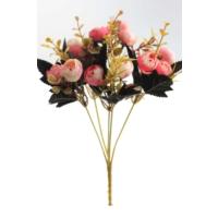 Yapay Çiçek Deposu Yapay Çiçek Tomurcuk 13Lü Eren Gül