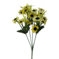 Yapay Çiçek Deposu Yapay Papatya Çiçeği Demeti