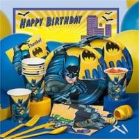 Partypark Batman Parti Seti Basic (16 Kişilik)