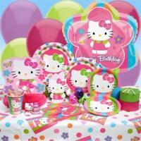 Partypark Hello Kitty Deluxe Parti Seti (16 Kişilik)