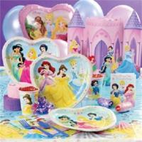 Partypark Prensesler Deluxe Parti Seti (16 Kişilik)