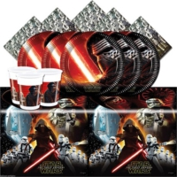 Partypark Star Wars Parti Seti - Eko (16 Kişilik)