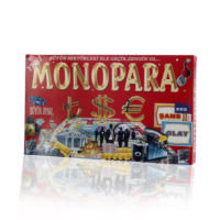 Kullanatmarket Monopara Aile Kart Oyunu