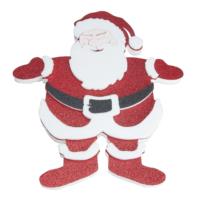 Noel Baba Simli Strafor Yılbaşı Dekor Süs