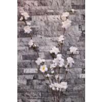 Yapay Çiçek Deposu Bahar Dalı (Beyaz Zarif Uzun Dal)