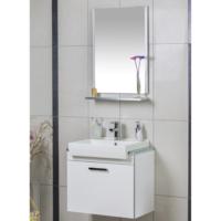 Öykü 65 Cm Banyo Dolabı - Beyaz