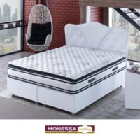 Monessa Royal Baza Başlık Seti Çift Kişilik 160x200