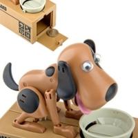 Cix Para Yiyen Köpek Kumbara Choken Bako
