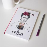 Helen'S Gift Frida Kahlo Not Defteri