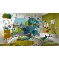 Komar 8-471 Monsters University Çocuk Duvar Posteri