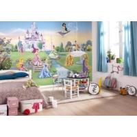 Komar 8-414 Princess Castle Kız Duvar Posteri