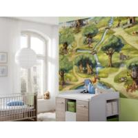 Komar 4-453 Hundert Morgen Wald Çocuk Duvar Posteri