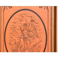 Madame Coco Sea Angel Ahşap Kitap Kutusu