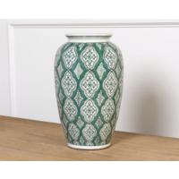 Madame Coco Dekoratif Porselen Vazo 25 Cm