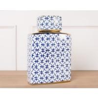 Madame Coco Dekoratif Porselen Vazo 27 Cm