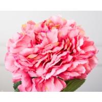 Madame Coco Dekoratif Yapay Çiçek Pembe Ortanca 79 Cm