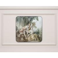 Madame Coco Dekoratif Duvar Saati 35x35 Cm