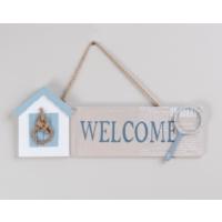 Madame Coco Welcome Kapı Süsü 45*3*17 Cm - Std