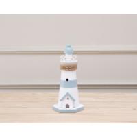 Madame Coco Dekoratif Deniz Feneri 18x9 Cm