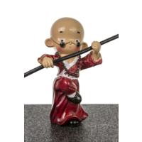 Dekoratif Samuray Biblo - Kırmızı 11X19
