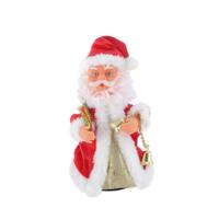 KullanAtMarket Şarkı Söyleyen Hareketli Noel Baba 15cm