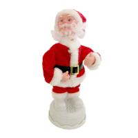 KullanAtMarket Müzikli Noel Baba 25cm