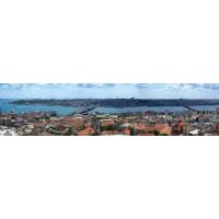 Rengo - İstanbul Kanvas Tablo (0012)