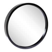 Altıncı Cadde Siyah Ayna 39 cm