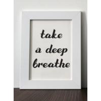 Mio's Take A Deep Breathe Çerçeve