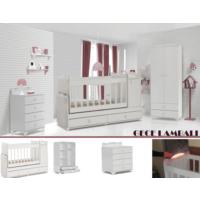 Patiko Babysun Eco Beberk Odası 2 Kapılı (Gece Lambalı )