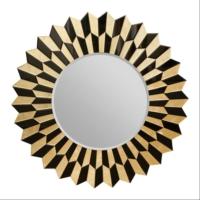 Esmerhome Dekoratif Ayna 100x100cm