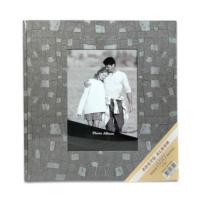 600'Lük Fotoğraf Albümü (Klasör Tipi)-Gri